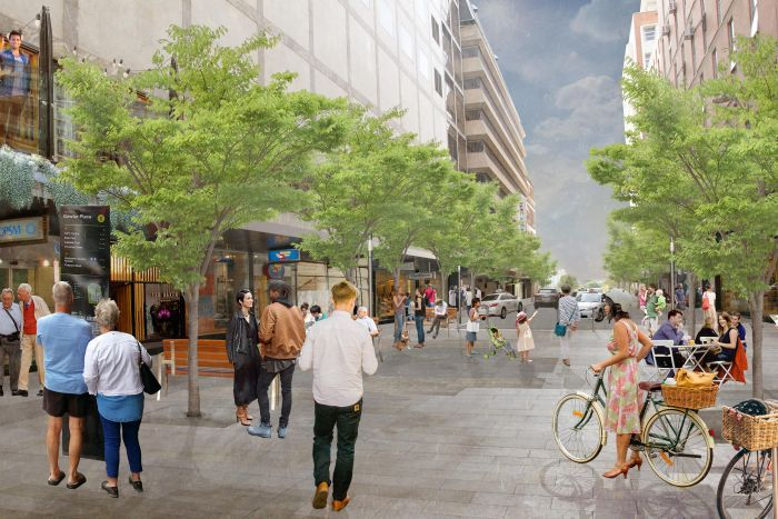 gawler place upgrade